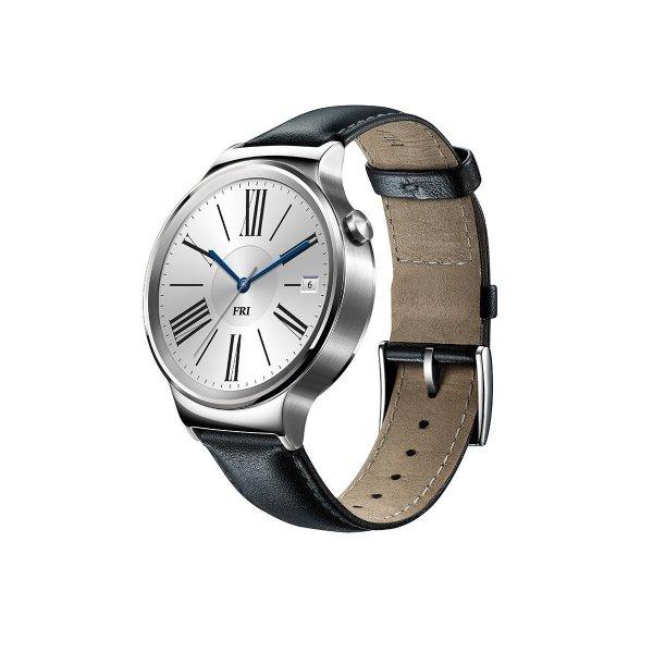 Huawei Watch Classic mit Lederarmband schwarz für 325€ @amazon.fr
