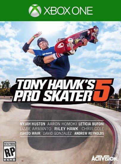 [Media Markt] Tony Hawk's Pro Skater 5 (Xbox One) für 29,-€ inkl. VSK
