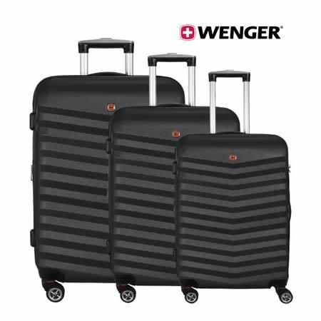 Wenger Kofferset Basic 3 teilig SW32300 schwarz