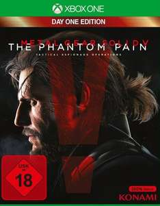 Metal Gear Solid 5: The Phantom Pain [Xbox One] für 35€ bei Media Markt
