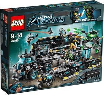 LEGO 70165 Ultra Agenten Hauptquartier bei intertoys für 64,98 Euro