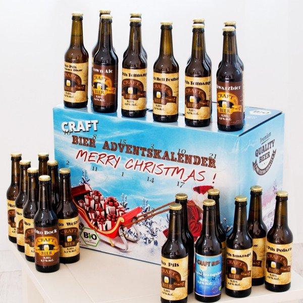[Preisfehler?] Bio Craft Bier Adventskalender für 39,90 inkl VK statt 69,90