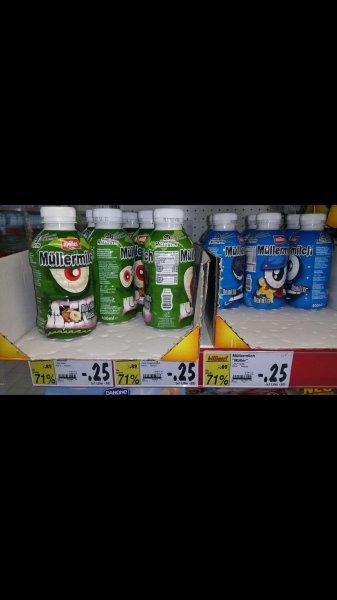 (HH Kaufland) Müllermilch Drink Nuss und Vanille für je 25 Cent.