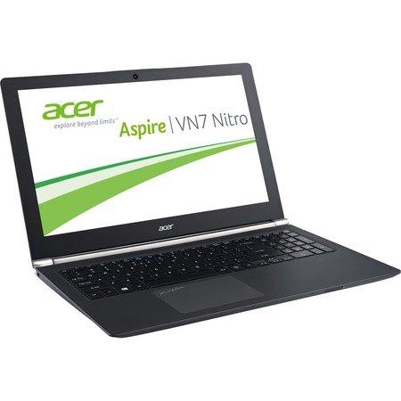 Acer Nitro Black mit Intel i7-Quad bis 3.6GHz, 16GB RAM, 1TB SSHD, mattes 15,6 Zoll IPS-Display mit 3840x2160, GeForce GTX 960M, beleuchtete Tastatur, Windows für 1.203,95€ bei ZackZack.de