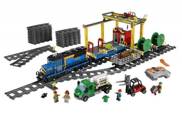 15% auf Lego City z.B. Güterzug 60052 für 120,44€ o. Tiefsee-Expeditionsschiff 60095 für 65,19€ @myToys.de