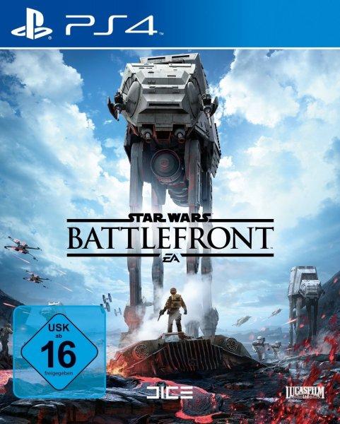 Star Wars: Battlefront (PS4) - Conrad 53,33€ + evtl Qipu möglich