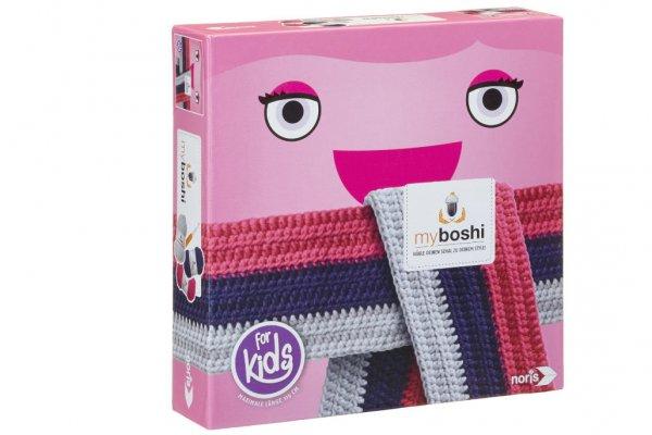 Amazon Prime: Myboshi Kinderschal Ikoma für 7,25 Euro