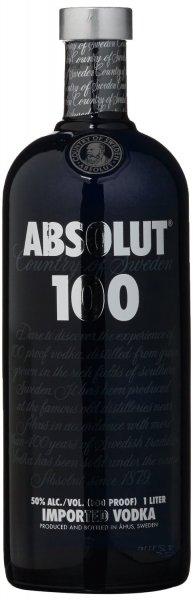 Absolut Wodka 100 (50% Alkoholgehalt, schwarze Flasche, 1 Liter) @ Amazon Prime. Mit Gutschein sogar für 18,99 € möglich