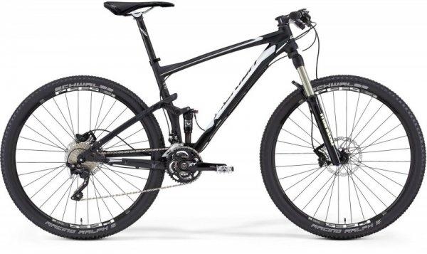 "MERIDA NINETY-NINE 9.XT 29"" Fully MTB für 1379€ @ www.nubuk-bikes.de"