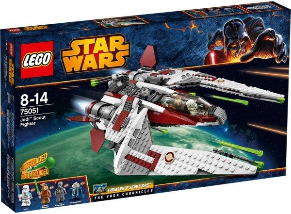 Mytoys.de, Lego 75051 Star Wars Jedi™ Scout Fighter für 37,94 (mit Newslettergutschein)