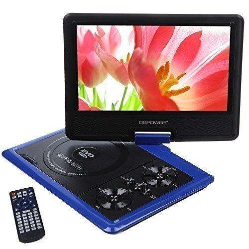@Amazon Tragbarer 9,5 Zoll DVD Player, mit integrierter Spiele Konsole