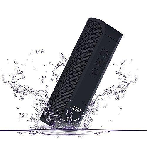 [Amazon Prime] Wasserdichter Sport Bluetooth Lautsprecher 7€ günstiger (DB Power)