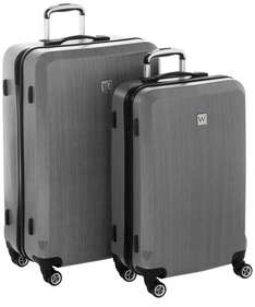 Wagner Luggage Koffer Easy, 2-Teilig Trolleyset (Amazon)