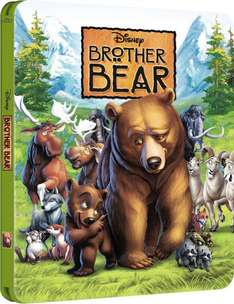 [Blu-Ray][Zavvi] Disney's Bärenbrüder Steelbook @11,44€ - dt. Ton/UT | Brother Bear Zavvi Exclusive
