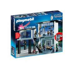 Playmobil Polizeistation 5176 bei Real