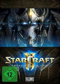 StarCraft 2: Legacy of the Void (Ladenversion) mit 5€-NL-Gutschein (Saturn) für 31,99 €