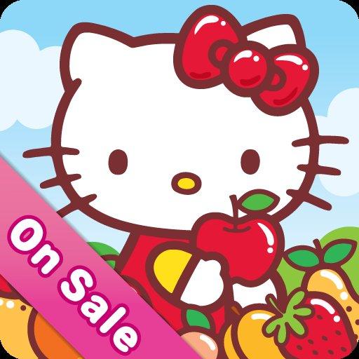 [Android] Hello Kitty Orchard für 0.10€ (Normalpreis 1.99€) im Google Play Store