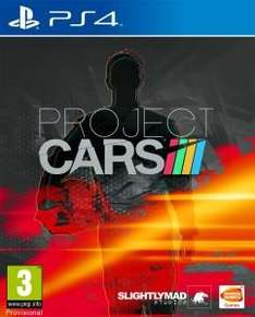 [zavvi.de] Project Cars (PS4)