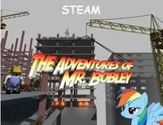 The Adventures of Mr. Blobley (STEAM Key Giveaway / Lotsogg.com)