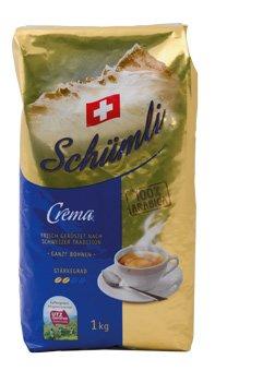 Kaffee Schümli Crema Bohnen - 1 kg