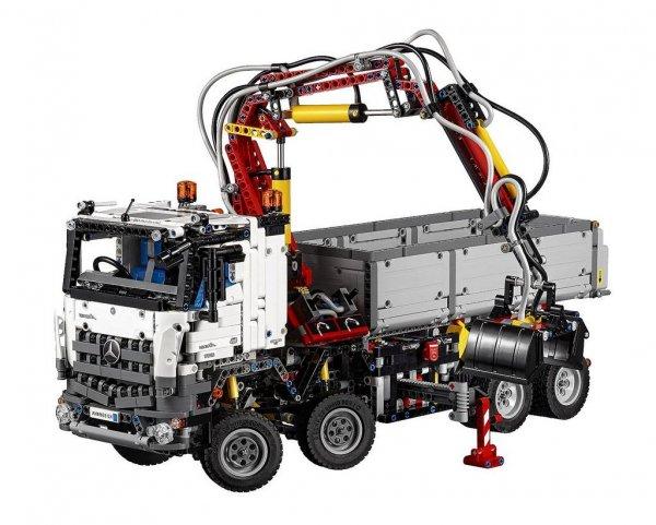 Lego Technik 42043 Arocs Mercedes Benz Truck für 143€ dank 20% Gutschein