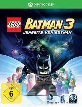 [Amazon UK) XBOX One (Disc) Lego Batman 3: Jenseits von Gotham für 10,91 EUR inkl. VSK!!