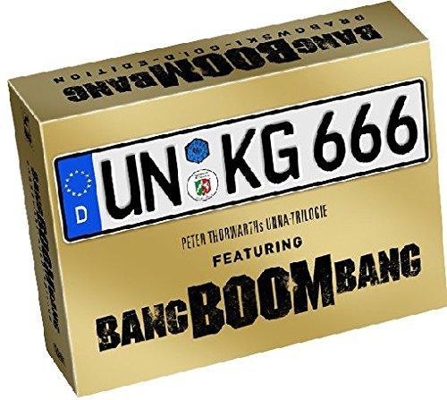 [Blu-ray] Peter Thorwarths Unna Trilogie - Limited Grabowski Gold Edition (Bang Boom Bang, Was nicht passt wird passend gemacht, Goldene Zeiten) @ OFDb.de