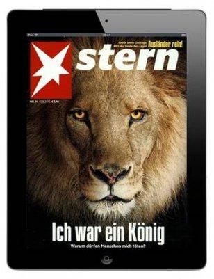Ein Jahr Stern als E-Paper für 149,76€ und 150€ Rückvergütung