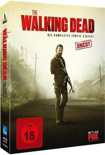 The Walking Dead - Staffel 5 (Blu-ray) für 27,38€ bei Thalia.de