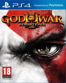 God Of War 3 HD Remastered (PS4) für 23,68€ bei Amazon.fr
