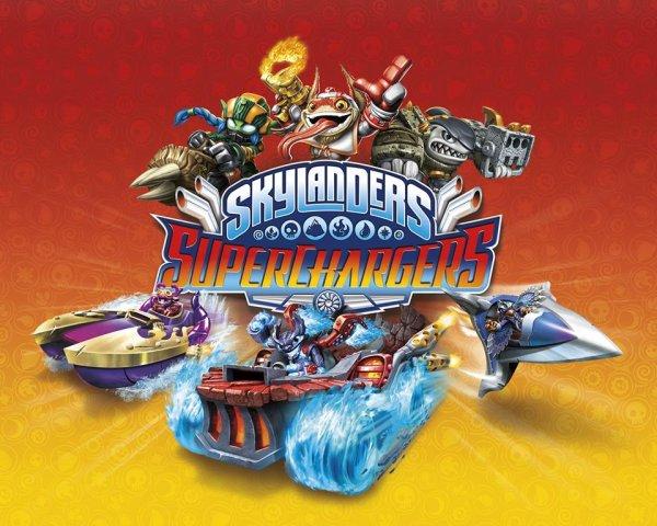Skylanders Trap Team (iPad) und Skylanders Superchargers (iPad und Apple TV)