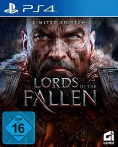 PSN Store Update | Lords of the Fallen, Assassin's Creed Unity, Batman: Arkham Knight, etc.