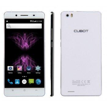 Cubot X16 5.0 1920x1080 Android 5.1 Dual Sim MTK6735 Quad Core 2G RAM 16G in Weiß (Versand aus DE)