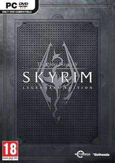 [Steam] The Elder Scrolls V 5: Skyrim Legendary Edition @ cdkeys