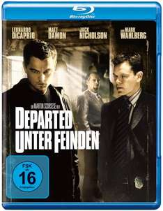 [Amazon Prime] Departed - Unter Feinden (Bluray) für 7,42€
