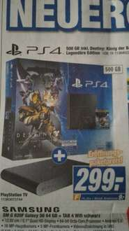 """Lokal""Playstation 4 Destiny Bundle + PlayStation TV"