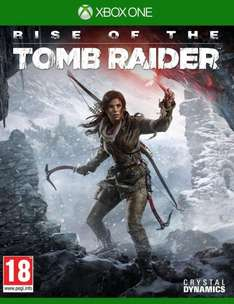 Rise of the Tomb Raider (Xbox One) für 49€ bei Amazon.fr