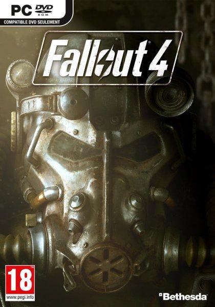 Abgelaufen: Fallout 4 für PC für 40,35 EUR @ Amazon.fr