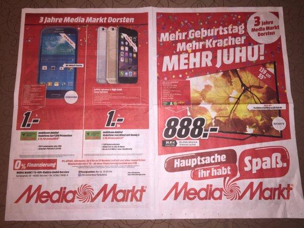 Angebotsprospekt 3 Jahre Media Markt Dorsten