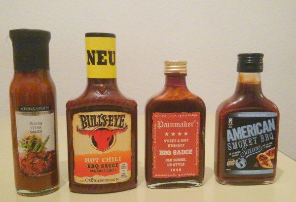 [Lokal]Berlin Tempelhof : diverse Grill Saucen für 20 Cent