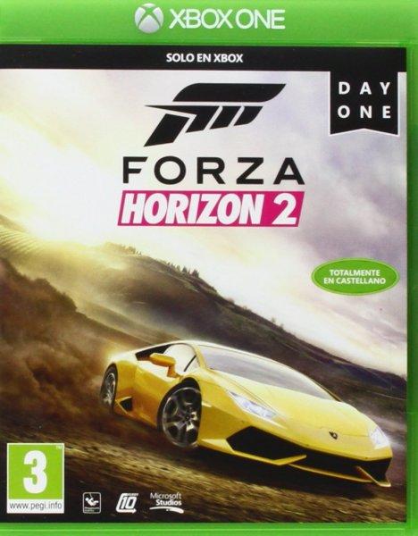Forza Horizon 2 Day One Edition (Xbox One) 29,80€ @ Amazon.es