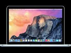 "Apple MacBook Pro 13"" 2,7 GHz Retina, 128 GB SSD, 8 GB RAM 2015er Modell für 1179€ @ Saturn Latenight"