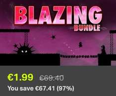 [STEAM] Blazing Bundle (10 Games) jetzt für 2,49€ @ Bundle Stars