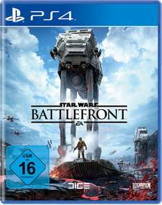 Star Wars: Battlefront PS4 [eBay WoW]