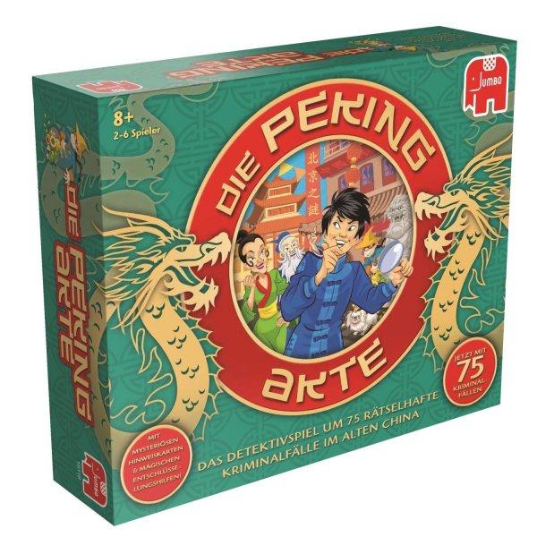 Detektivspiel Jumbo Die Peking Akte (18118) für 14,99 EUR @Amazon