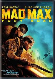 Mad Max: Fury Road HD Stream für 0,99€ bei Wuaki.tv