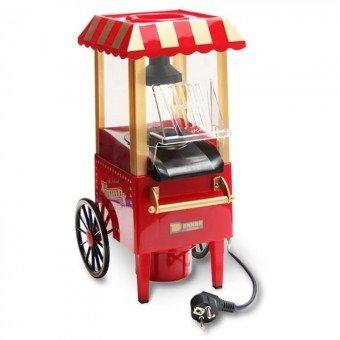 Popcornmaschine in Retro-Look