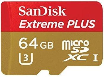 Saturn - Sandisk Extreme PLUS microSDXC 64 GB UHS-I (SDSDQX-064G) - 44€ mit 5€ Newsletter Gutschein