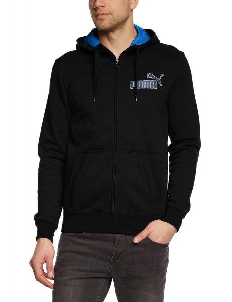 [Amazon/Prime] PUMA Herren Pullover Fun KA SP Hooded Sweat Jkt FL je nach Größe ab 13,93€