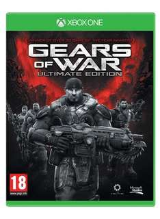 Gears of War Ultimate Edition (Xbox ONE) für 25,39 @ inkl. Versand @GAME
